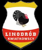 Logo Linodrób w stopce strony